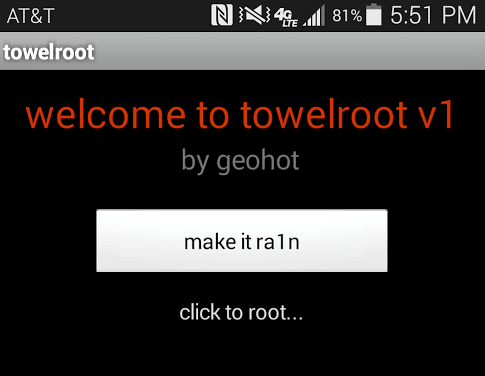 Como fazer root rights Huawei Honor Note 4C Play