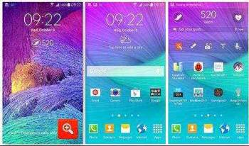 Compare Samsung Galaxy Note 4 e Nokia Lumia 1520