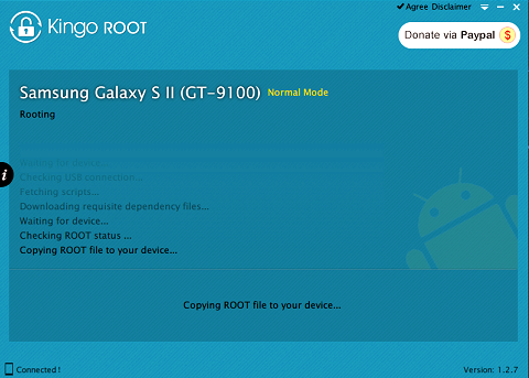 Nós começamos a Root Samsung Galaxy J MAX