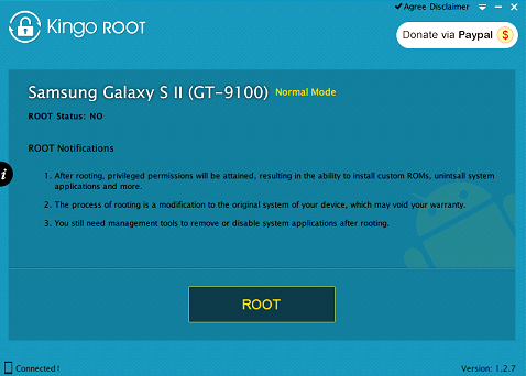 Obter a root Sharp Aquos 507SH