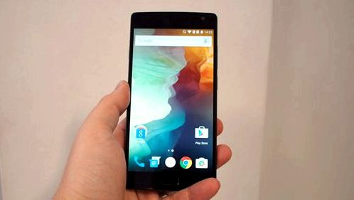Temos a OnePlus root 3