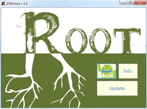How to root  Irbis SP401