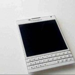 BlackBerry Passport vai à venda