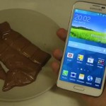 Drown Samsung Galaxy S6 na coca-cola